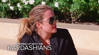 KUWTK   Khloe Kardashian Freaks Over Denim Clothing Line Launch   E!