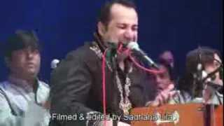 13-10-2012 Rahat Fateh Ali Khan Live in Ahoy, Rotterdam (NL) Filmed and edited by Sadhana Lila