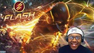 The Flash Season 2 Episode 18 REACTION