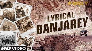 Banjarey Lyrical With Our Fans  Fugly  Yo Yo Honey Singh