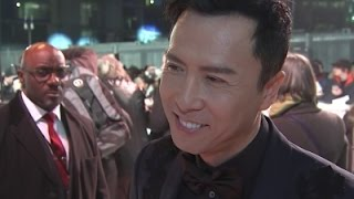 Donnie Yen's not so bad-ass off-screen persona
