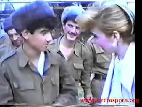 Interview with Azerbaijani Soldiers during Karabakh War Part 4