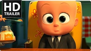 THE BOSS BABY Trailer (2017) Kevin Spacey Animation Movie