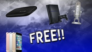 HOW TO GET FREE STUFF! ELGATOS! PCs! GAMING CONSOLES! ALL FREE!! (2016)