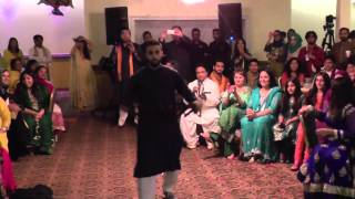 MohReem Boys - BEST Mehndi Dance Performance 2014