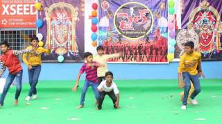 Nannaku prematho song dance performance|| Nanaku prematho Movie || Style the energetic dance school