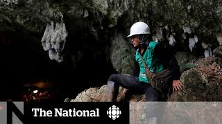 Cave rescue for Thai soccer team has no easy solution