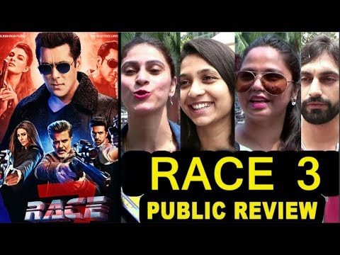 Xxx Mp4 Salman Khan S Race 3 Movie SHOCKING Public Review Full Video HD 3gp Sex