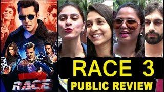 Salman Khan's Race 3 Movie SHOCKING Public Review Full Video HD