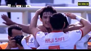 Highlight Đội Tuyển Việt Nam vs Iran Asian Cup 2019