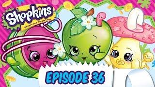 Shopkins Cartoon - Episode 36
