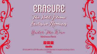 ERASURE : Under The Wave (Marsheaux Remix).