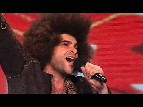 The X Factor 2009 - Jamie Archer - Auditions 2 (itv.com/xfactor)