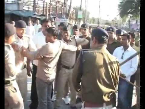 Gunda Abhiyan Salman Khan's Dabang style Police Operation by Indore Police