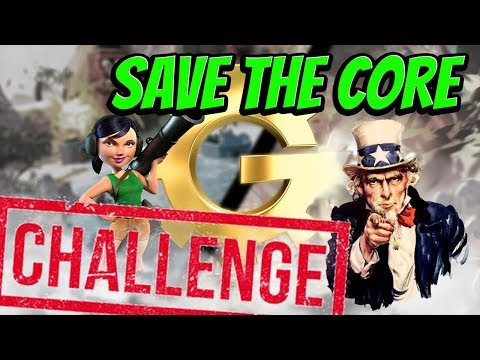 War Factory - Save The Core vs You?! Boom Beach May 17/2018