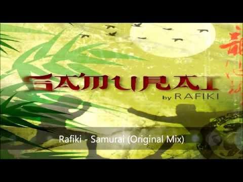 Rafiki - Samurai (Original Mix)