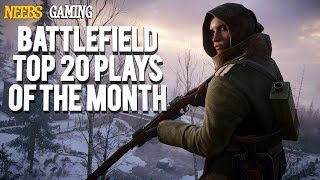 Battlefield Top 20 Plays of the Month