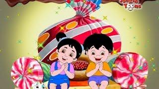 Misti tayarir golpo | মিষ্টির তৈরী ঘর  | JingleToons Song