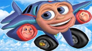 people try jay jay the jet plane for the first time (ytp)