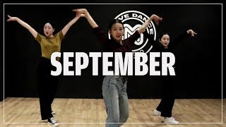 Earth, Wind & Fire - September Spella Choreography