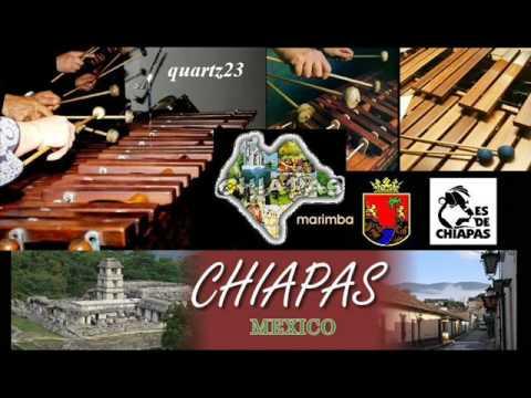 Marimba Orquesta Perla de Chiapas Camaron Pelao