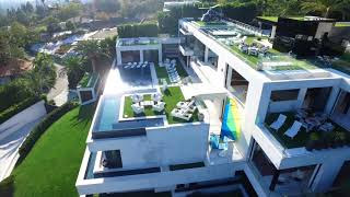 Drone L.A. Summer House, Full Edit and Equipment, Original Cut