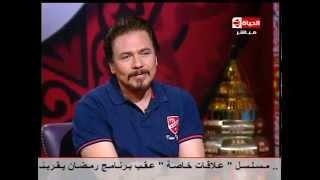 """رمضان يقربنا - لقاء حصرى مع الفنان الكبير """" محمد رياض """" وحوار هام جدا عن دوره فى """"لعبة إبليس"""""""