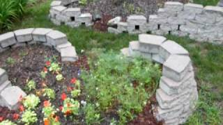 How to Create a Unique Flower Bed