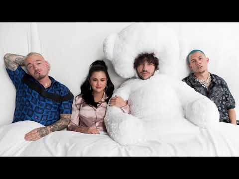 benny blanco Tainy Selena Gomez J Balvin I Can t Get Enough Official Audio