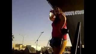 Mexicali girl tantalizes me at BajaProg 2013