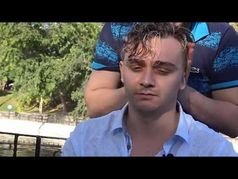 Xxx Mp4 ASMR Turkish Barber Massage Head Arm Face Back Massage Kafa Sırt Kol Masaj ı Massage In Nature 3gp Sex