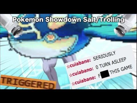 Pokemon Showdown Salt Trolling COMPILATION 9