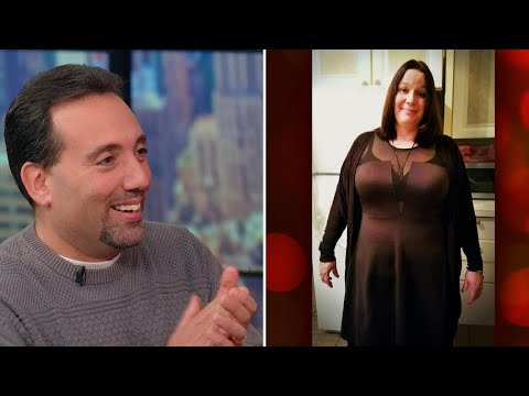 Xxx Mp4 Woman Who Lost 60 Lbs STUNS Hubby With Makeover Just In Time For The Holidays 3gp Sex
