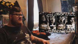 Reaction to Cattle Decapitation - Clandestine Ways (Krokodil Rot)