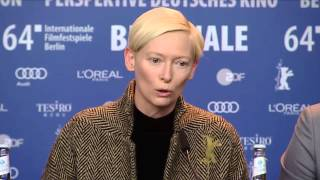 The Grand Budapest Hotel | Press conference | Berlinale 2014