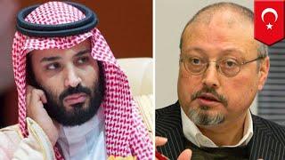 Saudi crown prince ordered Jamal Khashoggi killing, says CIA - TomoNews
