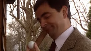 Mr Bean - Crazy Golf