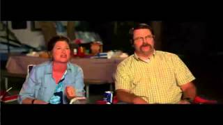 We're the Millers: Drawing scene