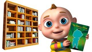 TooToo Boy BookShelf Episode | Funny Comedy Series For Kids | Cartoon Animation For Children
