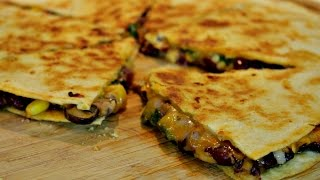 The Ultimate Vegetarian Quesadilla Recipe