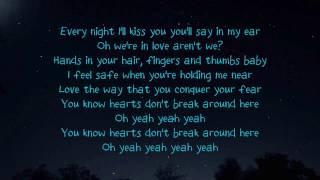 Ed Sheeran  Hearts Dont Break Around Here Lyrics