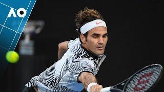 Federer's epic five set Championship highlights | Australian Open 2017