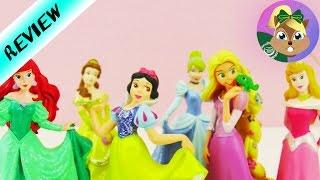 5 شخصيات من ديزنى الاميرات بيلا و سنووايت ,سيندرلا,ليتلميراد