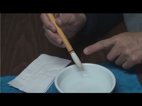 黃簡講書法:初級課程 10毛筆的選購和保養﹝修訂版﹞