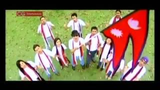Shanti Lukau kaha Nepali National song Ft  Basant Chaudhary