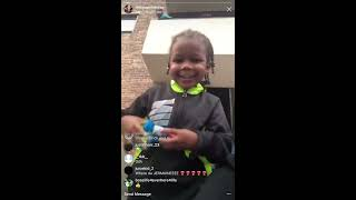 "Lil Reese & King Von In Oblock Makes Kid Say ""Fuck Tooka"""