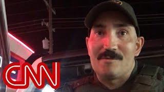 Border agent asks for ID after women speak Spanish