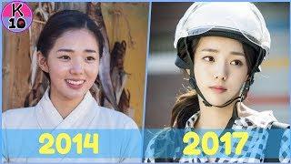 Strongest Deliveryman Chae Soo-bin EVOLUTION 2014-2017