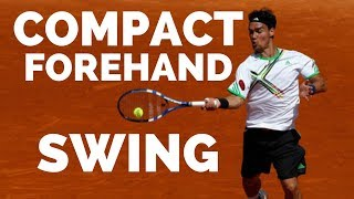 Transforming The WTA Forehand Into ATP Forehand - Tennis Forehand