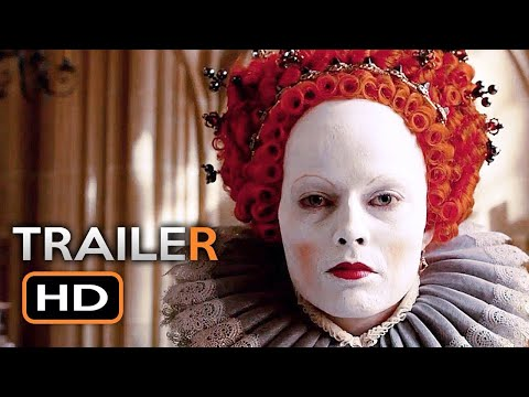 Mary Queen Of Scots Movie | Official Trailer | New Movie From Hollywood 2018